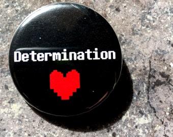 Determination Needleminder //Undertale/Chara/Genocide Run/Needle Nanny/Gamer/Geek/Neodymium Magnet