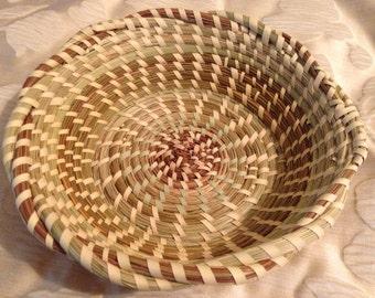 Charleston Market - Sweet Grass Basket - Small