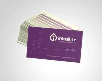 BUSINESS CARD ((SBC-128) Template)