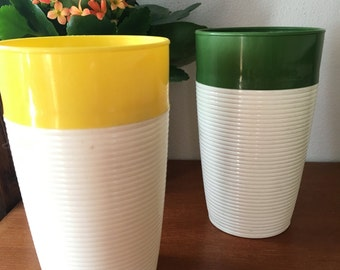Vintage thermo   tall cups