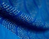 Royal blue striped Chatha...