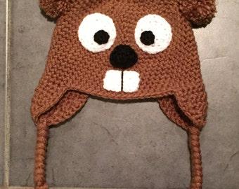 Groundhog hat