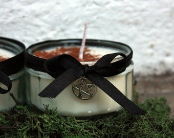 Witch's Brew - Handmade soy wax candle