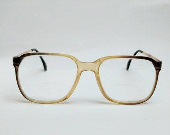 Vintage Licefa Record glasses frame