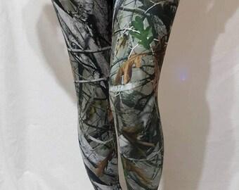 Medium - Camo Real Tree Leggings