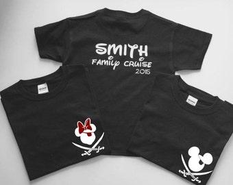 Disney Cruise Shirt, Disney Cruise Shirts, Disney Cruise Family Shirts, Disney Pirate Shirt, Mickey Pirate Cruise Shirt