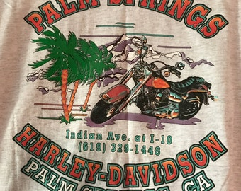 Harley Davidson VINTAGE Palm Springs