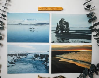 Iceland Postcards | Water Set