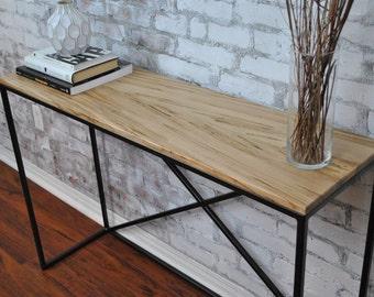 Ambrosia Maple Console Table