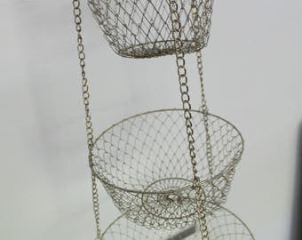 "Shop ""metal basket"" in Kitchen & Dining"