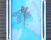 Dragonfly Watercolor, Dra...