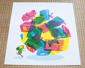 Konsolmari - Katamari Console