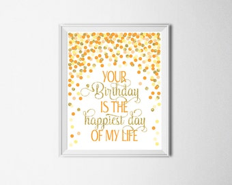 the happiest day of mylife my birthday Narrative: my last birthday and for this reason iwas very happy that always remember that day as the best birthday in my life and it has been the.