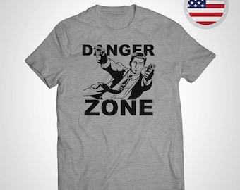 Archer - DANGER ZONE T-Shirt