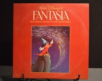 1982 Walt Disney's Fantasia Soundtrack Buena Vista Records #104