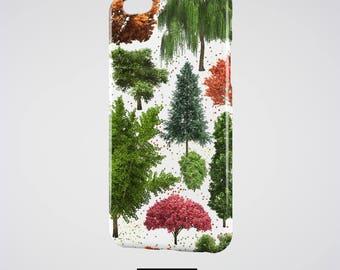 Nature iPhone 6 Case, Tree iPhone 7 Plus Case iPhone 5S Case iPhone 6 Plus Cover iPhone SE Case iPhone 7 Case Samsung Galaxy S7 Edge Case