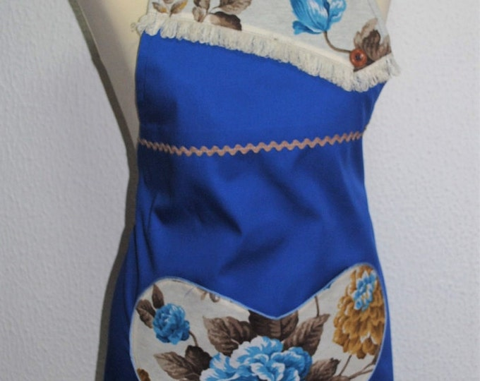 Aprons, loving Apron, Womens Aprons, Vintage Apron, gifts for Women, Valentine Day, amorous aprons, Home & Living