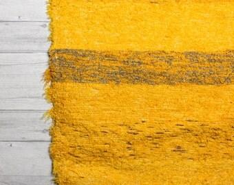 Bohemian Rug, 120x160 Cm. (4u0027 X 5u00273) Yellow Rug