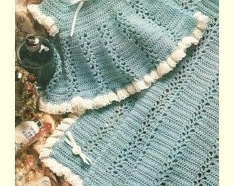 Crochet Baby Blanket Etsy