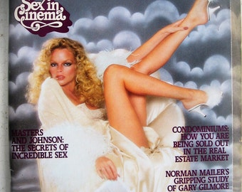 Playboy November 1979 near perfect but for fold on corner of back cover FREE SHIPPING