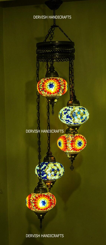 Ceiling Lampturkish Mosaic Lampsmosaic Lightinghanging