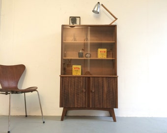 Original Mid Century Cabinet - Display Cabinet / Alfred Cox / 1960s