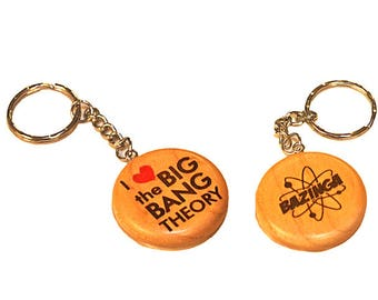 The Big Bang Theory Keychain