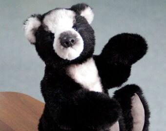 Frank Teddy bear 11.8 inches OOAK