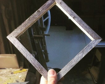 Reclaimed Wood Mirrors