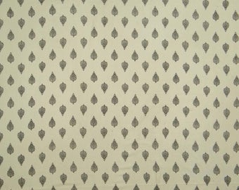 "Dressmaking Fabric, Floral Print, Off White Fabric, Quilting Fabirc, Home Accessories, 40"" Inch Rayon Fabric By The Yard ZBR371C"