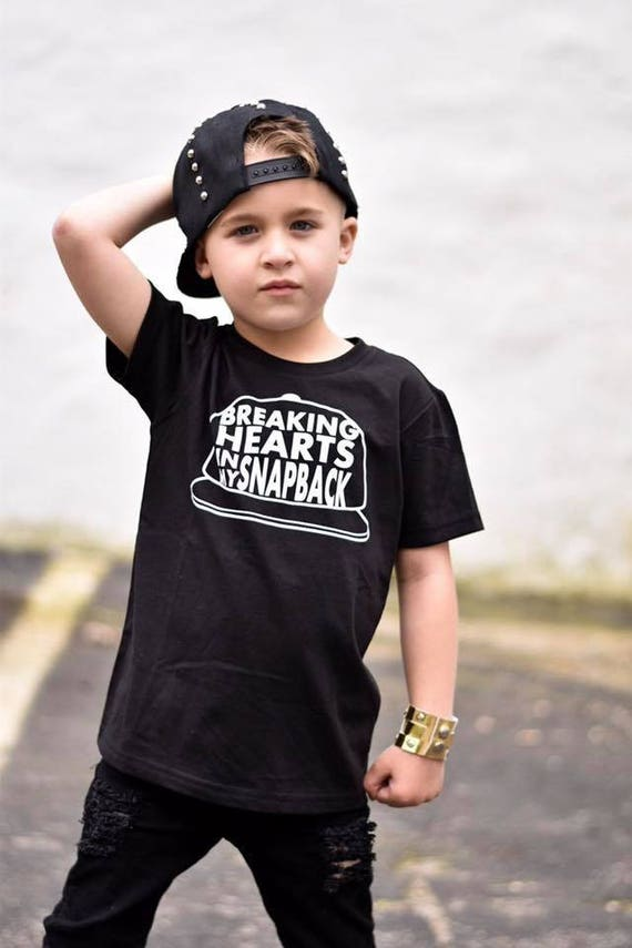 Snapback Shirt Trendy Baby Boy Clothes Hipster Baby Clothes