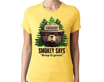 Smokey Bear Women's