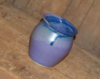 KSTC Pottery Hand Thrown Vase -  1024