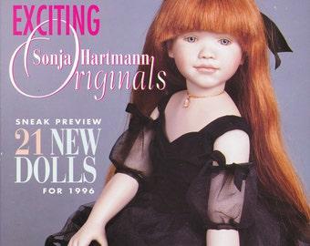 Doll Reader Magazine April 1996