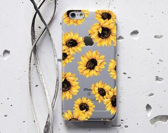 iPhone 7 Case  iPhone 6 Case iPhone 6s Case Sunflowers LG G5 Case LG G4 Floral Samsung Galaxy S6 Case Phone Case Samsung Note 5 Case 109