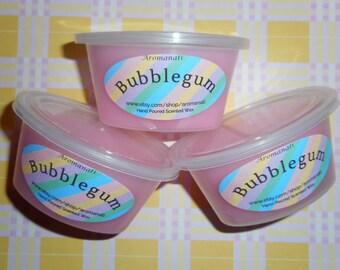 Bubblegum - wax melts - wax shots - candle melts - tart melts - home fragrance - Buy 10 get 1 Free