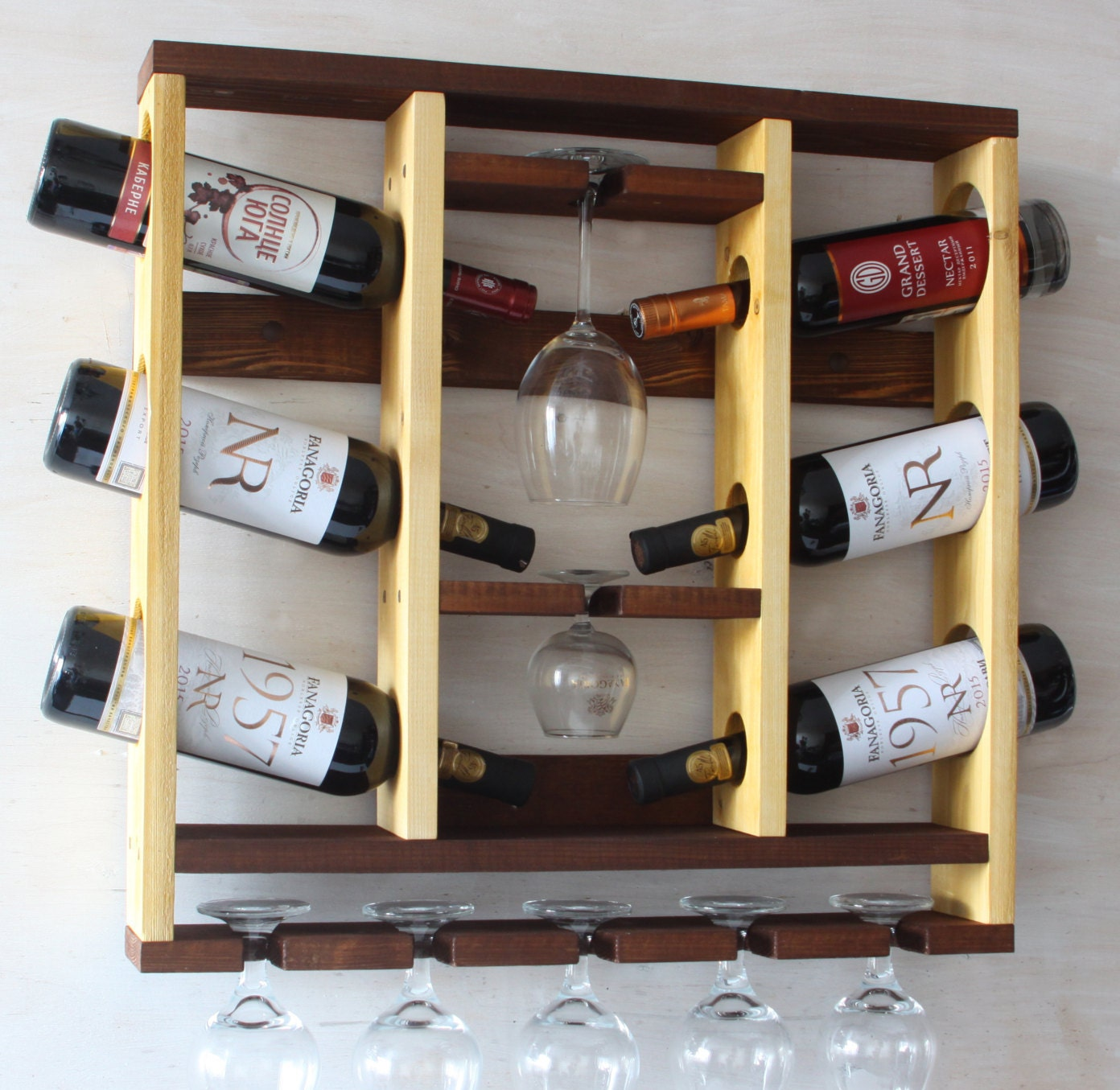 Decorative Wall Wine Rack 28+ [ decorative wine racks for home ] | decorative wine rack home