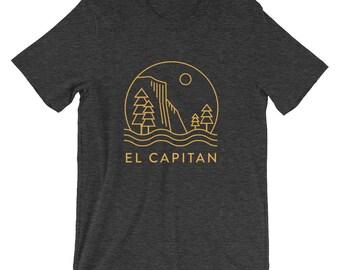 El Capitan Yosemite National Park T-Shirt