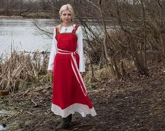 Viking dress   Etsy