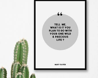 Custom Quote Print - Your Favourite Quote