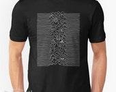 Division Time - Adventure Time x Joy Division T-shirt