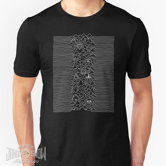 division time adventure time x joy division t shirt. Black Bedroom Furniture Sets. Home Design Ideas
