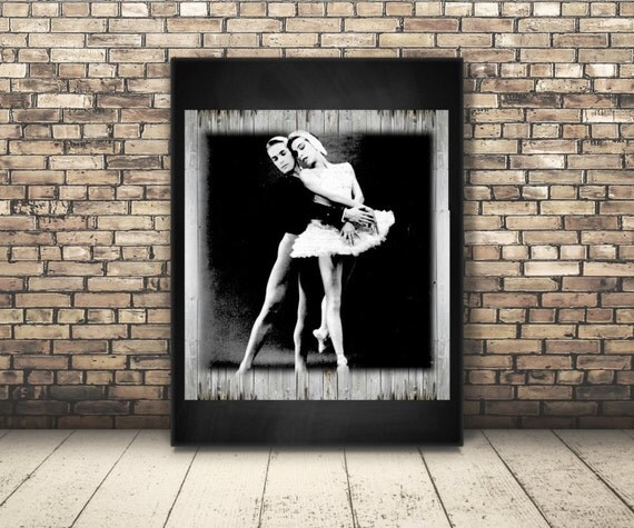 High Resolution Digital Downloadable Poster of Ballet ...
