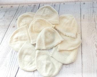 100% Pure Alpaca Baby Hat