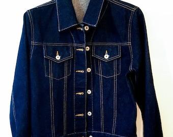 Raw Denim Jacket