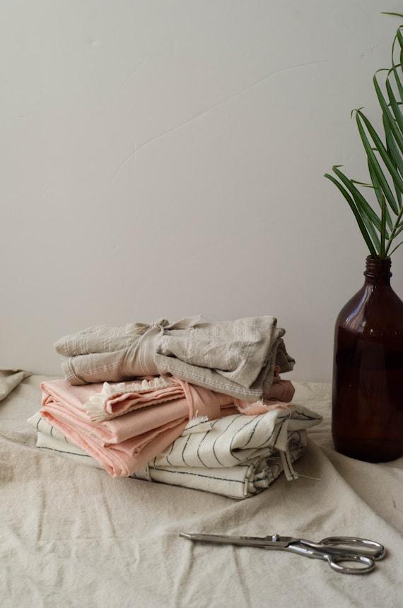 Set of 2 Linen Pillowcases