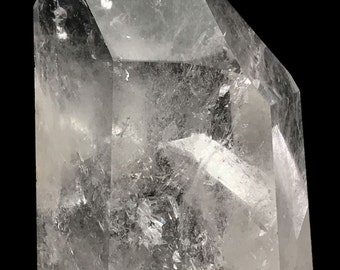 1050 Ct Natural Clear Quartz Polished Penetrator Crystal P23