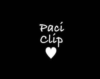 pacifier clip (abdl)