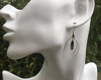 Creole earrings
