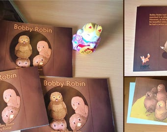 Bobbie Robin Book